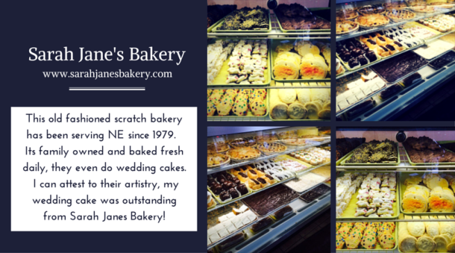 Sarah Jane's Bakery